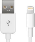 Kabel USB MicroConnect Lightning 2m Biały (LIGHTNING2)