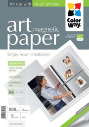 ColorWay Glossy Magnetic Photo Paper A4 (PGA690005MA4)