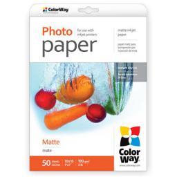ColorWay Matte Photo Paper (PM1900504R)