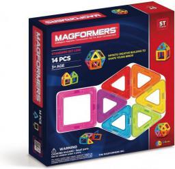 Magformers Układanka Magnetyczna 14 elementów - 36109