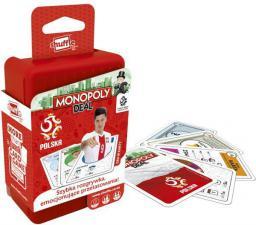 Cartamundi Shuffle - Monopoly PZPN