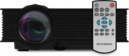 Projektor Overmax MULTIPIC 2.3 LED, WVGA (800x480), 1200 lumenów