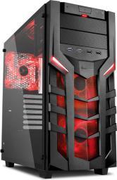 Obudowa Sharkoon DG7000-G Red (4044951019342)