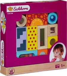 Eichhorn Klocki Color Sound building blocks (100002240)