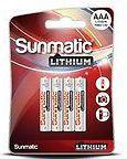 GP Battery SUNMATIC LITHIUM AAA/FR03 (AAA 4-P FR03)