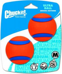 Chuckit! ULTRA BALL MEDIUM 2PAK (17001)
