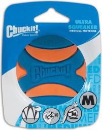 Chuckit! ULTRA SQUEAKER BALL MEDIUM (52068)