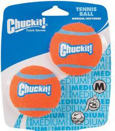 Chuckit! TENNIS BALL MEDIUM 2PAK (57402)