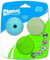 Chuckit! FETCH MEDLEY ASST SMALL 3PAK (205101)