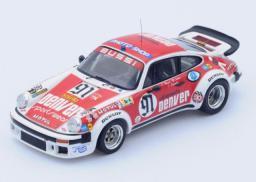 Spark Porsche 934 #91 C. Bussi/B. Salam/C. Grandet Le Mans 1980 (S4421)