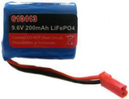 Joysway akumulator 200mAh 9.6V LiFePO4 (JOY/610413)