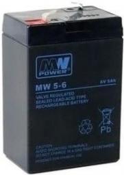 MN POWER Pb 6V 5Ah (MN/6V-5AH)