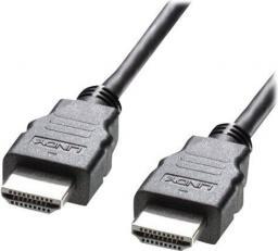 Kabel LINDY HDMI - HDMI, 5, Czarny (41398)