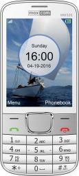 Telefon komórkowy Maxcom MM 320 Biały