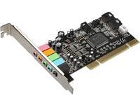 Karta dźwiękowa MicroConnect 5.1 Channels PCI sound card - MC-CMI6CH-PCI