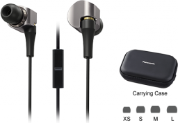 Słuchawki Panasonic RP-HDE10E-S