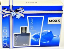 Mexx Zestaw Ice Touch woda toaletowa 30ml + żel pod prysznic 50ml