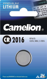 Camelion Bateria CR2016 1szt.