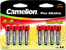 Camelion Bateria Plus AA / R6 8szt.