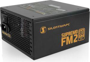 Zasilacz SilentiumPC Supremo FM2 Gold 650W (SPC168)