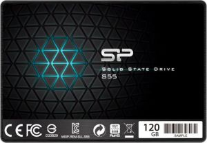 Dysk SSD Silicon Power S55 120GB SATA3 (SP120GBSS3S55S25)