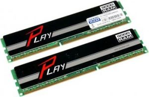 Pamięć GoodRam PLAY DDR4, 2x4GB, 2400MHz, CL15 (GY2400D464L15S/8GDC)