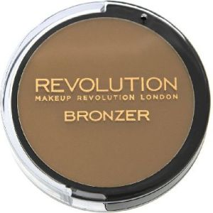 Makeup Revolution Bronzer Puder brązujący Kiss  6.8 g