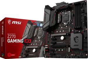 Płyta główna MSI Z270 GAMING M3, Z270, DDR4, HDMI, DVI, USB-C, ATX