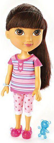 Fisher Price Dora i Przyjacile. Dora w piżamie (F-CJV04)