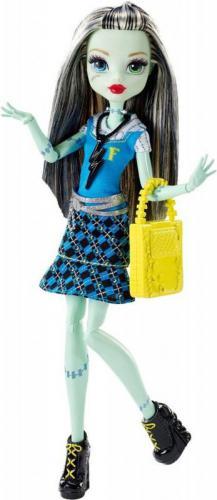 Mattel Monster High Modne straszyciółki - DNW97