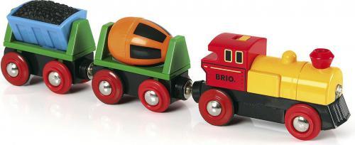 Brio Pociąg na baterie (33319)
