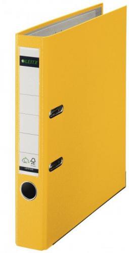 Segregator Leitz A4 80mm żółty (4002432316960)