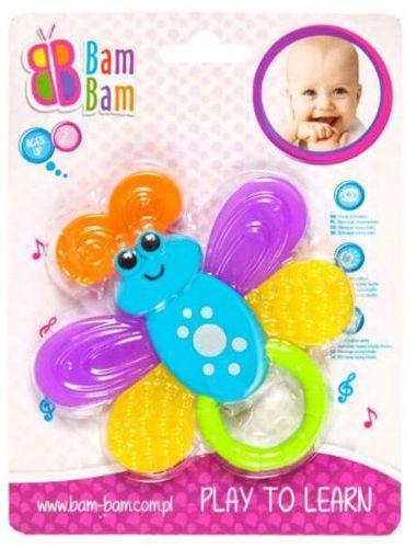 BamBam -BAM BAM GRZECHOTKA MOTYL 96/192 - 5902012788929