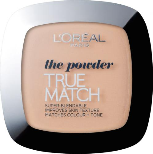 L'Oreal Paris True Match Powder Puder w kamieniu N4 Beige 9g