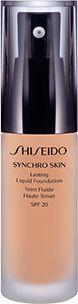 SHISEIDO Synchro Skin Lasting Liquid Foundation SPF20 Podkład do twarzy 02 Neutral 30ml