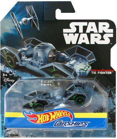 Hot Wheels Star Wars Autostatki kosmiczne Classic Tie Fighter (DPV24/DPV27)