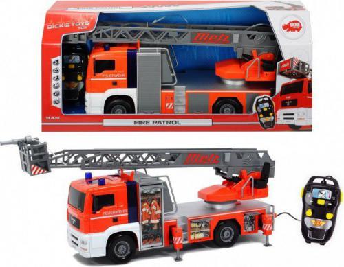 Dickie SOS Straż pożarna Fire Patrol, 50 cm - 203719000026