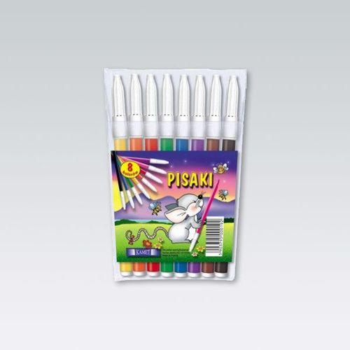 Bertus Pisaki Kamet 8 kolorów (KAME0083)