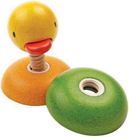 Plan Toys Przykręcanka w kształcie kaczki (PLTO-5670)