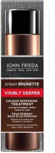 John Frieda Brilliant Brunette Kuracja do ciemnych włosów 150ml