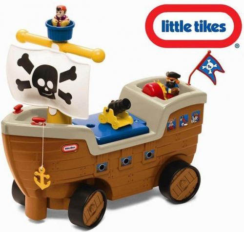 Little Tikes Chodzik - Statek piracki(622113)