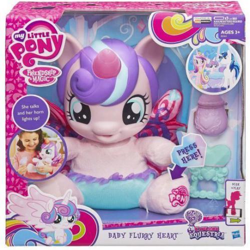 Hasbro My Little Pony Księżniczka Flurryheart (B5365)