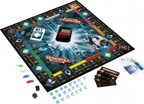 Hasbro Monopoly Ultimate Banking PL (B6677)