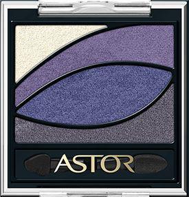 Astor  Eye Artist Shadow Palette Cień do powiek 610 Romantic Date 4g