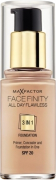 MAX FACTOR Facefinity 3 in1 Podkład 35 Pearl Beige 30ml