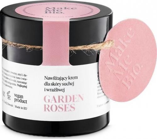 Make Me Bio Garden Roses Nawilżający krem dla skóry suchej i wrażliwej 60ml