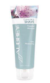 Aubrey Krem do golenia dla kobiet z olejkiem ze słodkich migdałów
