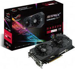 Karta graficzna Asus Radeon RX 470 STRIX Gaming 4GB GDDR5 (256 Bit) HDMI, DP, 2xDVI, BOX (STRIX-RX470-4G-GAMING)