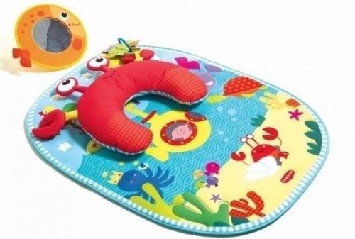 Tiny Love Gimnastyka dla bobasa z poduszką, czas dla brzuszka (TL000266)