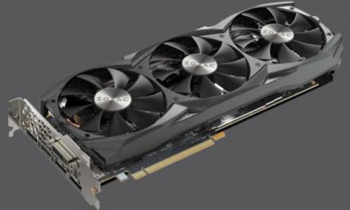 Karta graficzna Zotac GeForce GTX 1070 8GB GDDR5 (256 Bit) HDMI, DVI, 3xDP, BOX (ZT-P10700F-10P)